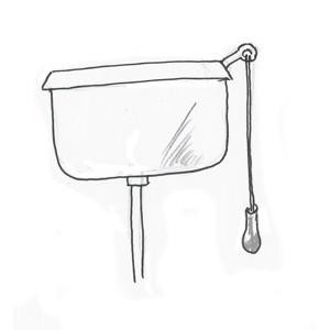 barrierefreie Toilettefür das Traumhaus